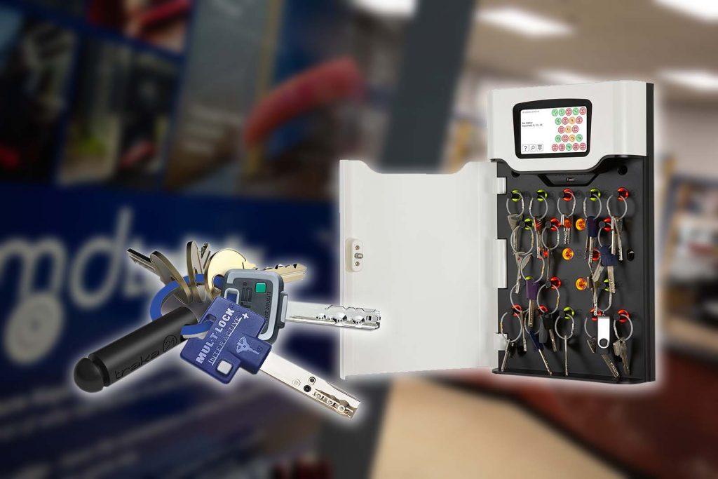 M.D. Lock & Key Smart Locking