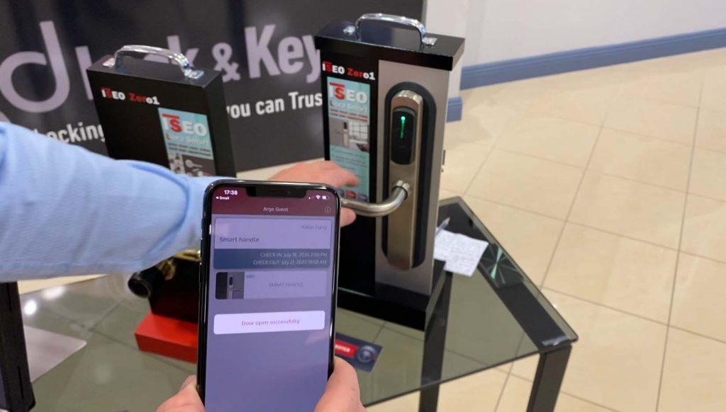 M.D. Lock & Key Smart Locking for Accomodation