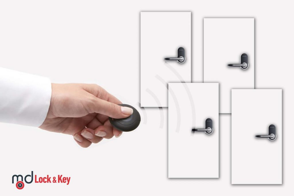 M.D. Lock & Key Smart Locking for Education