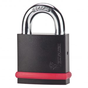 Mul-T-Lock 8mm Open Shackle Integrator Padlock