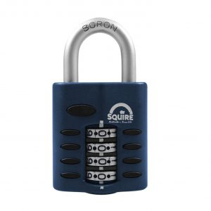 Squire Combination Lock 50mm