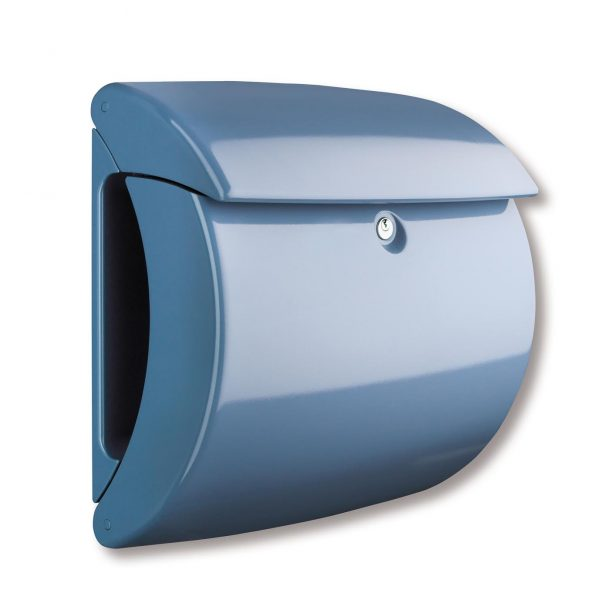 Piano Letter Box Light Blue