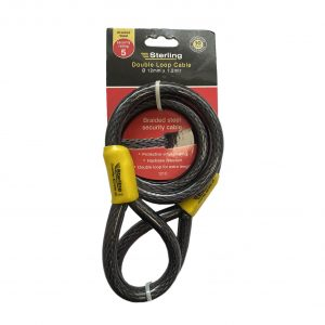 Security BraidedSteel Cable