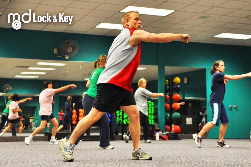 M.D. Lock & Key Smart Locking for Sports Clubs
